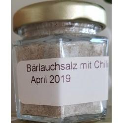 Bärlauch-Salz, 40g