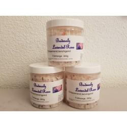 Badesalz Rose-Lavendel