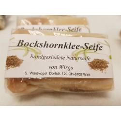 Bockshornklee-Seife