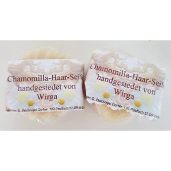 Chamomilla-Haar-Seife