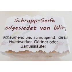 Schrupp-Seife