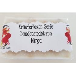 Kräuterhexen-Seife